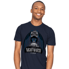Night Watch - Mens - T-Shirts - RIPT Apparel