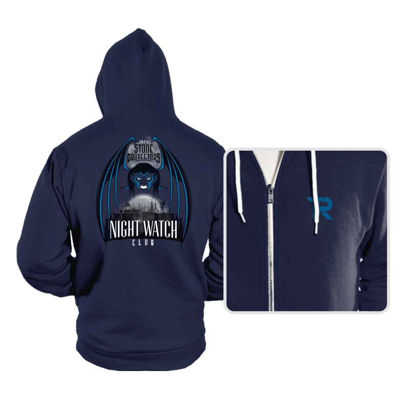 Night Watch - Hoodies - Hoodies - RIPT Apparel