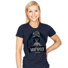 Night Watch - Womens - T-Shirts - RIPT Apparel