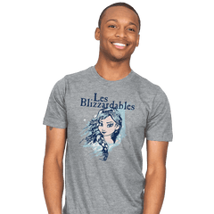 Les Blizzardables - Mens - T-Shirts - RIPT Apparel