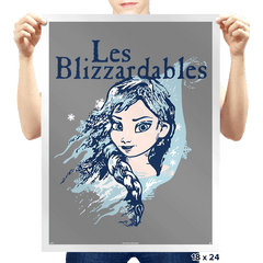 Les Blizzardables - Prints - Posters - RIPT Apparel
