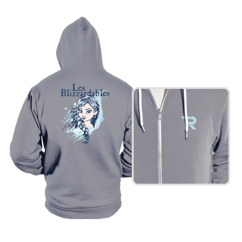 Les Blizzardables - Hoodies - Hoodies - RIPT Apparel