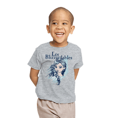 Les Blizzardables - Youth - T-Shirts - RIPT Apparel