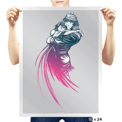 Frozen Fantasy 2 - Prints - Posters - RIPT Apparel