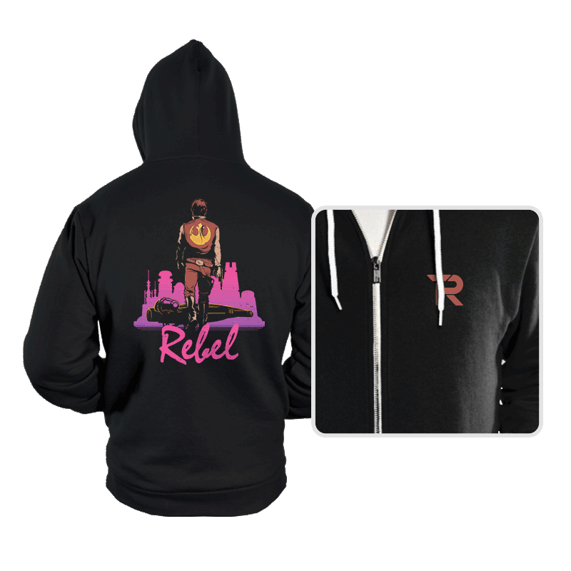 Rebel - Hoodies - Hoodies - RIPT Apparel