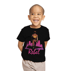 Rebel - Youth - T-Shirts - RIPT Apparel