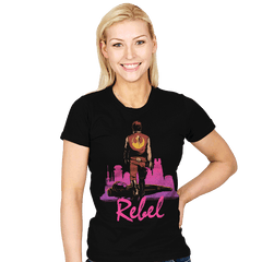 Rebel - Womens - T-Shirts - RIPT Apparel
