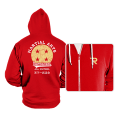 Martial Arts Tournament - Hoodies - Hoodies - RIPT Apparel