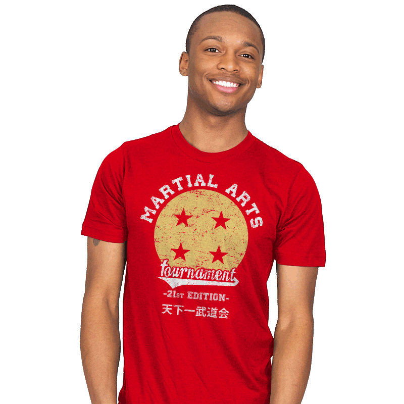 Martial Arts Tournament - Mens - T-Shirts - RIPT Apparel