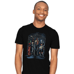 Arkham Family - Mens - T-Shirts - RIPT Apparel