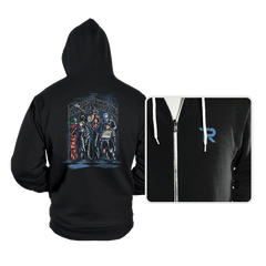 Arkham Family - Hoodies - Hoodies - RIPT Apparel