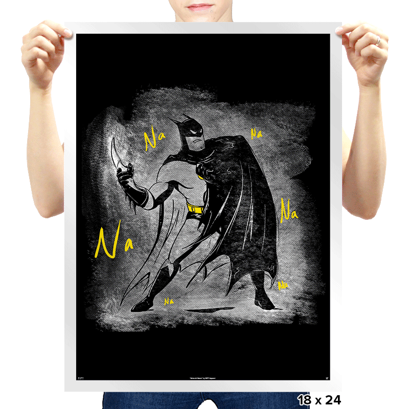 NANANA - Prints - Posters - RIPT Apparel