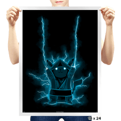 Thunder! - Prints - Posters - RIPT Apparel