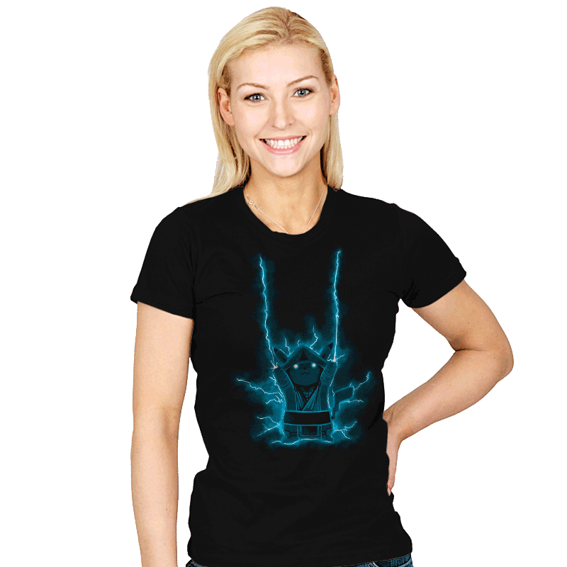 Thunder! - Womens - T-Shirts - RIPT Apparel