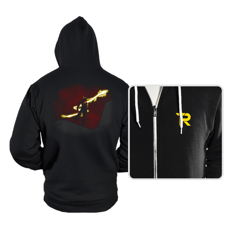 Flash: The Animated Series - Hoodies - Hoodies - RIPT Apparel