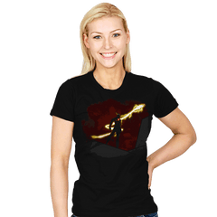 Flash: The Animated Series - Womens - T-Shirts - RIPT Apparel