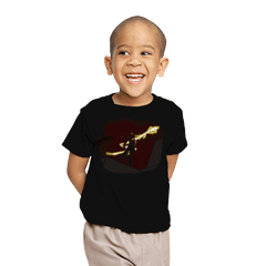 Flash: The Animated Series - Youth - T-Shirts - RIPT Apparel