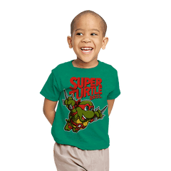 Super Turtle Bros. - Youth - T-Shirts - RIPT Apparel