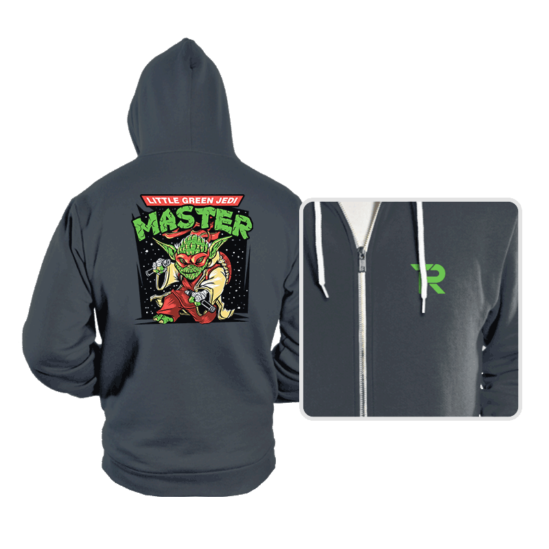 Ooze The Force - Hoodies - Hoodies - RIPT Apparel