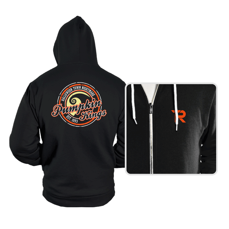 Pumpkin Kings - Hoodies - Hoodies - RIPT Apparel