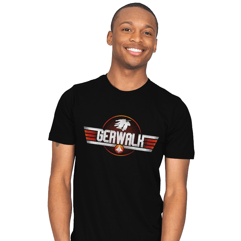 Gerwalk Mode - Mens - T-Shirts - RIPT Apparel