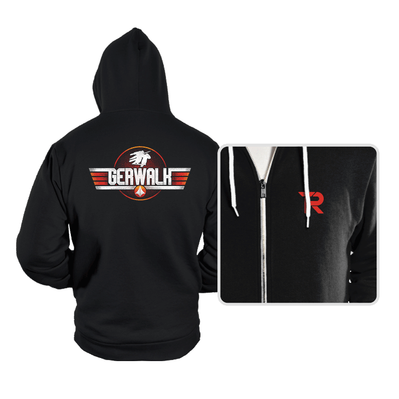 Gerwalk Mode - Hoodies - Hoodies - RIPT Apparel
