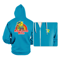 Rainbow Bite - Hoodies - Hoodies - RIPT Apparel