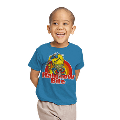 Rainbow Bite - Youth - T-Shirts - RIPT Apparel