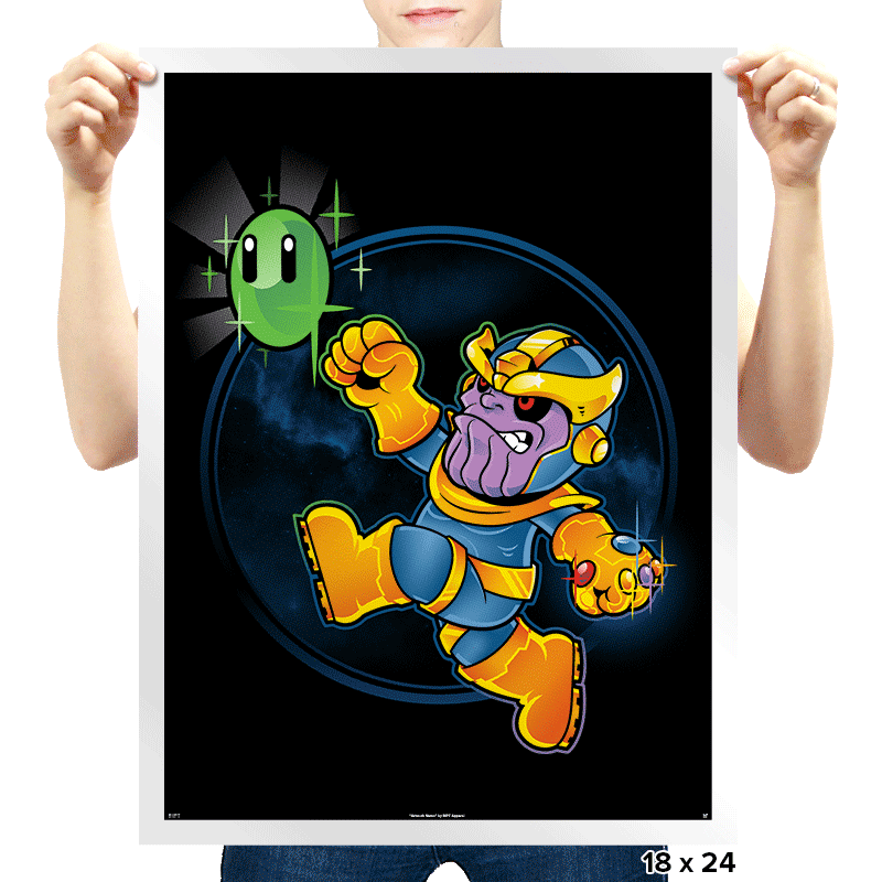 Super Villain - Prints - Posters - RIPT Apparel