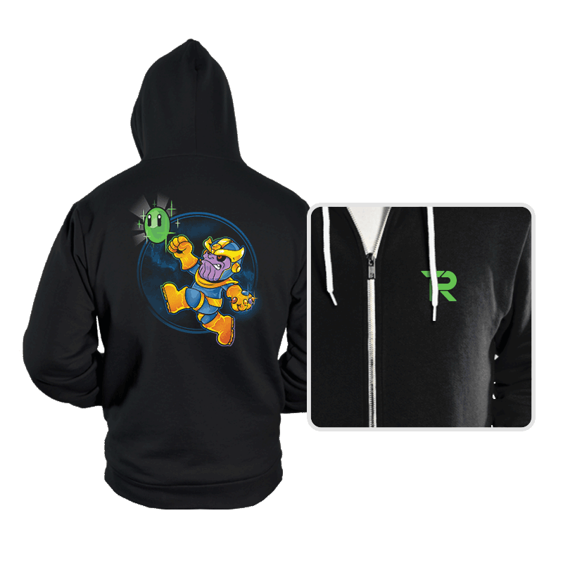 Super Villain - Hoodies - Hoodies - RIPT Apparel