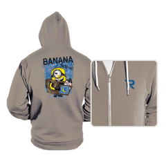 Box Minion - Hoodies - Hoodies - RIPT Apparel