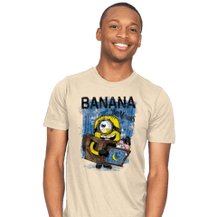 Box Minion - Mens - T-Shirts - RIPT Apparel