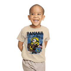 Box Minion - Youth - T-Shirts - RIPT Apparel