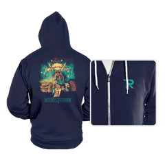 Return of the Plumber - Hoodies - Hoodies - RIPT Apparel