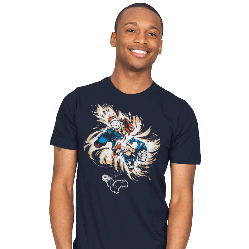 16 Bit Battle - Mens - T-Shirts - RIPT Apparel