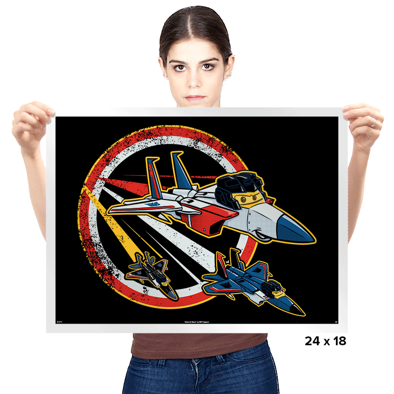 Seekers Conquest - Prints - Posters - RIPT Apparel