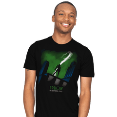 Arrow: The Animated Series - Mens - T-Shirts - RIPT Apparel