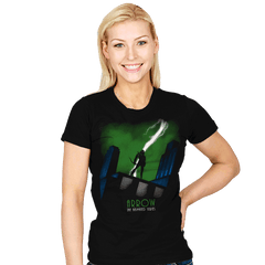 Arrow: The Animated Series - Womens - T-Shirts - RIPT Apparel