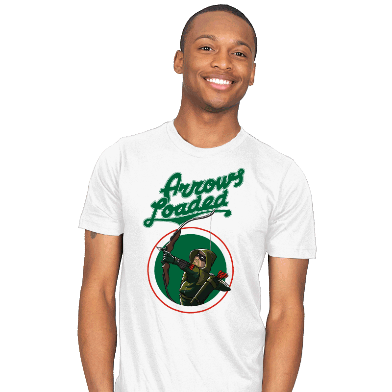 Arrows Loaded - Mens - T-Shirts - RIPT Apparel