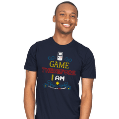 I Game - Mens - T-Shirts - RIPT Apparel