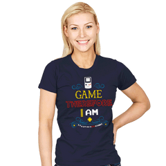 I Game - Womens - T-Shirts - RIPT Apparel