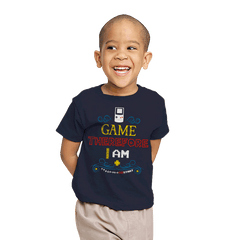 I Game - Youth - T-Shirts - RIPT Apparel