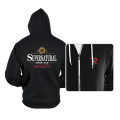 Dark Ale - Hoodies - Hoodies - RIPT Apparel