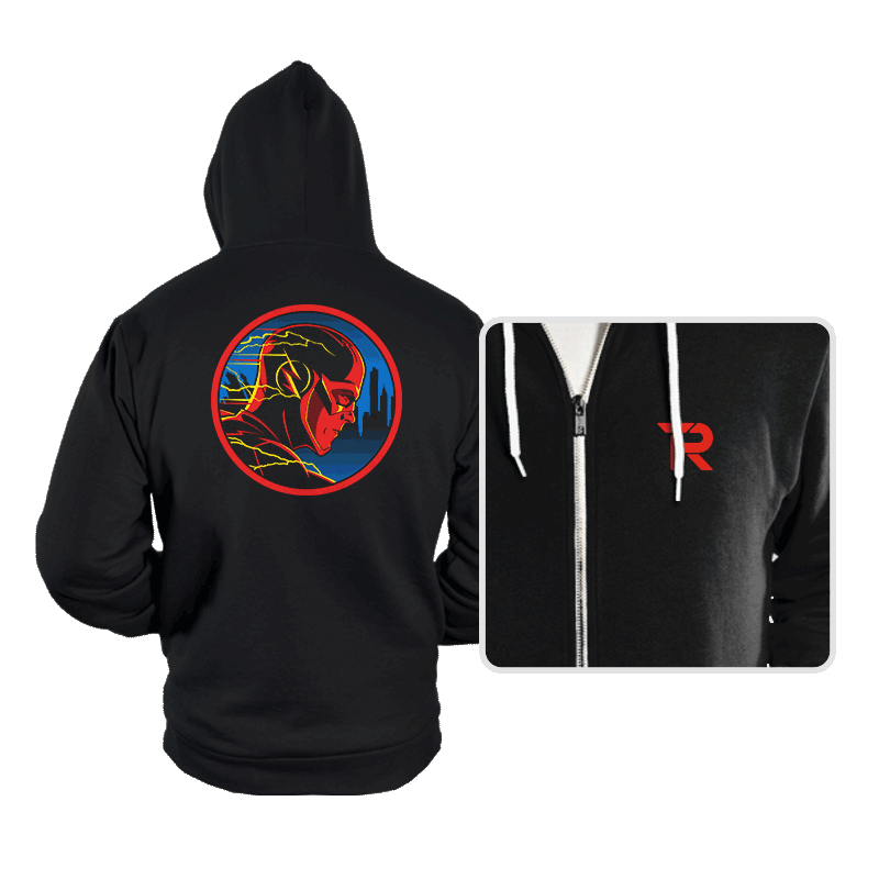 Hardboiled Speedster - Hoodies - Hoodies - RIPT Apparel