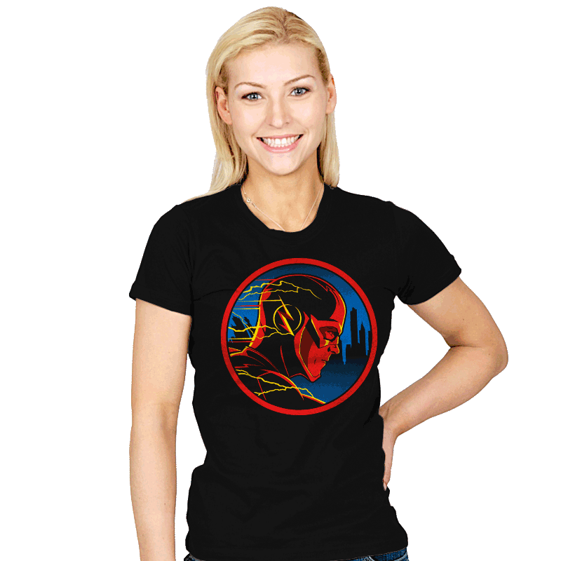 Hardboiled Speedster - Womens - T-Shirts - RIPT Apparel
