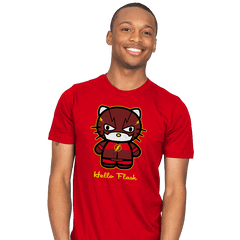 Fast Cat - Mens - T-Shirts - RIPT Apparel