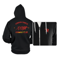 Crimson Comets - Hoodies - Hoodies - RIPT Apparel