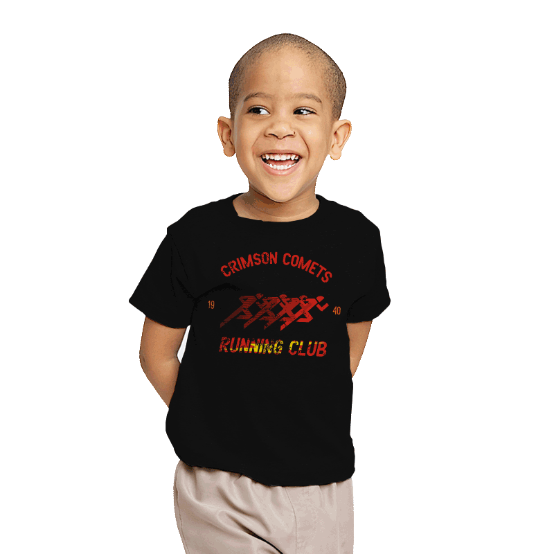 Crimson Comets - Youth - T-Shirts - RIPT Apparel