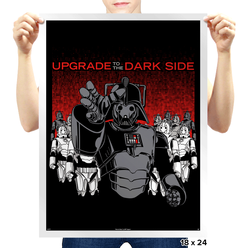 Darthmen - Prints - Posters - RIPT Apparel