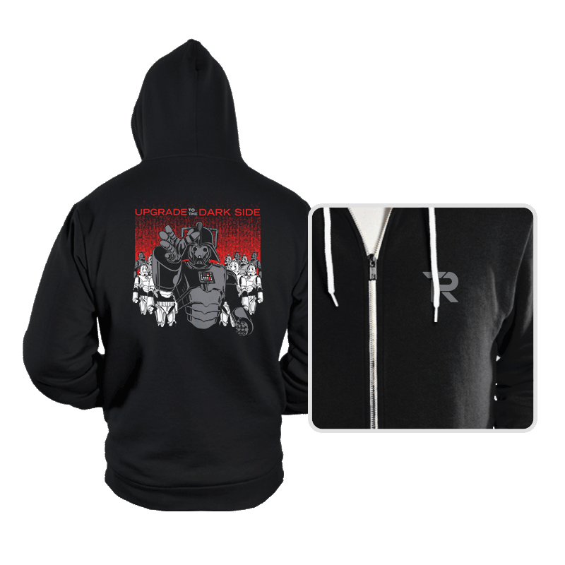 Darthmen - Hoodies - Hoodies - RIPT Apparel